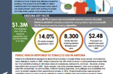 CDC releases tobacco control funding fact sheets by state