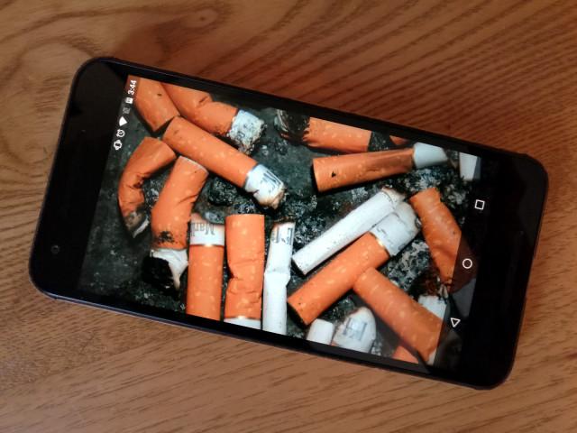 thesis statement about smoking ban